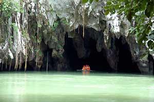St Paul's UNderground River, Palawan