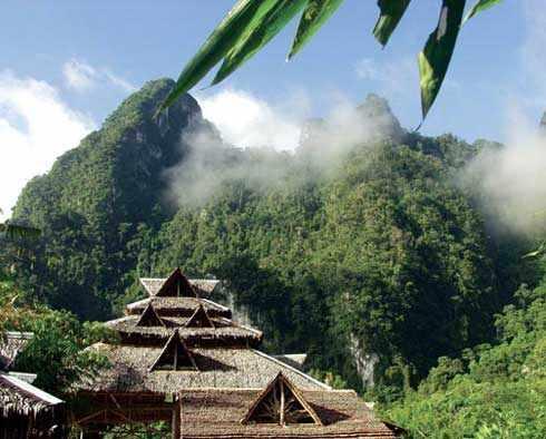 Elephant Hills Nature Lodge 171 Thailand