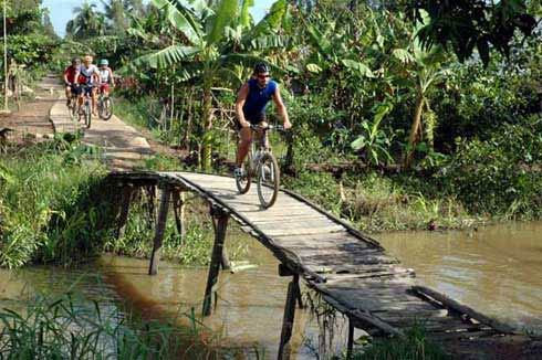 Cycle The Mekong Delta Vietnam 171 Mountain Bike Tours